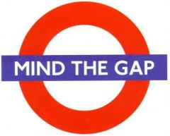 London - Mind the gap